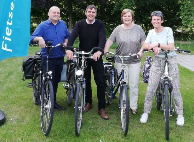 """Startbijeenkomst Fietsersbond Arendonk: """"Kinderen moeten overal veilig naar school kunnen fietsen"""""""