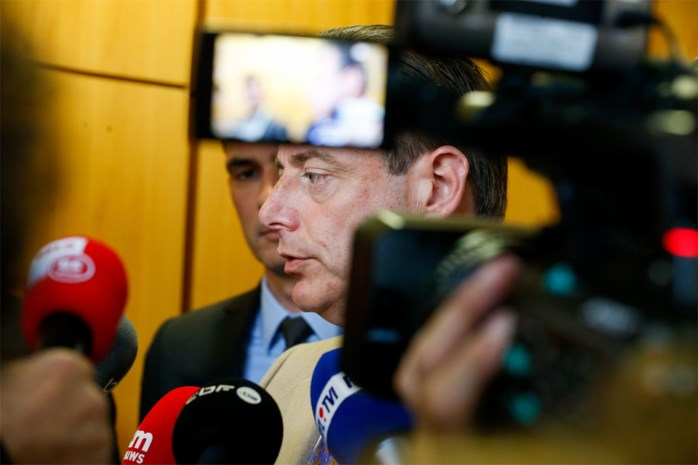 Bart De Wever praat vandaag met PVDA, Groen en sp.a