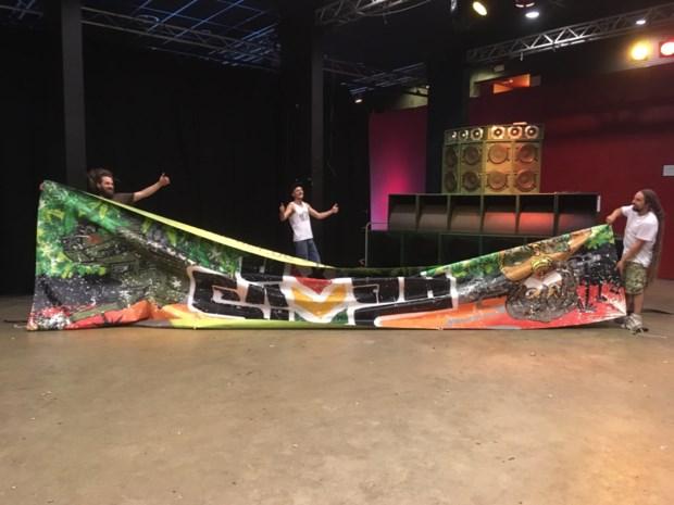 Zeventiende editie van dubstep- en reggaefestijn Dubfest: piramides van sound