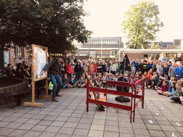 Basisschool Cade gaat voor groene en avontuurlijke speelplaats