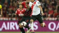 Scorende Matias Suarez helpt River Plate aan Zuid-Amerikaanse Supercup