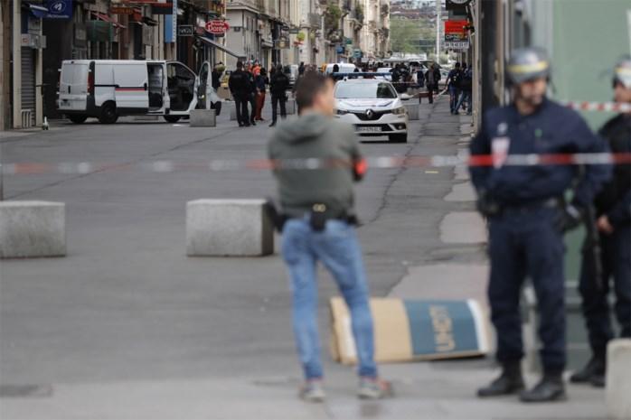 Verdachte van explosie Lyon in verdenking gesteld