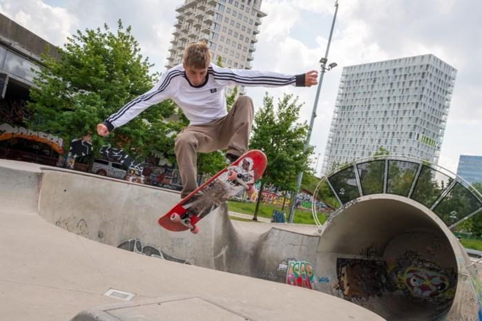 """Skaters reageren op eis bewoners Gedempte Zuiderdokken om hen te weren: """"Wij dachten dat 't Stad van iedereen was?"""""""