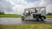 Op reis in de Kempen: met de elektrische tuktuk door de velden
