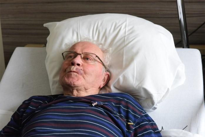 """Joseph (88) slachtoffer van brutale home invasion: """"Op handen en voeten kroop ik naar de gang om de hulpdiensten te bellen"""""""