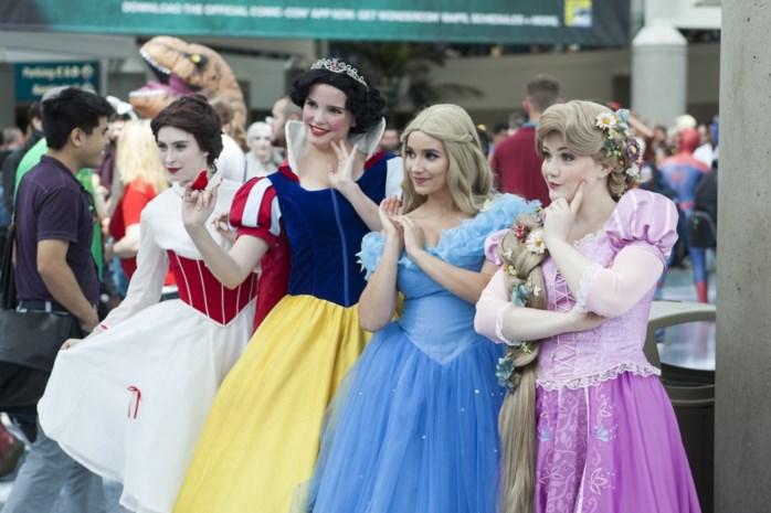 Disneyland Parijs zoekt prinsen en prinsessen