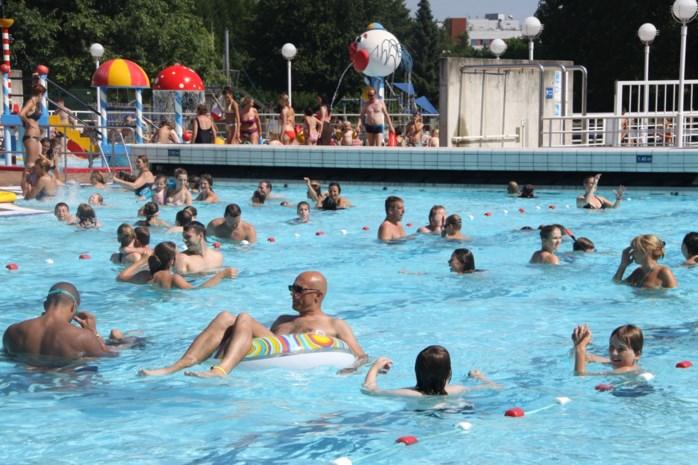 """Zwembaden Netepark helemaal klaar voor warm weekend: """"Maar twee graden kouder dan in hoogzomer"""""""