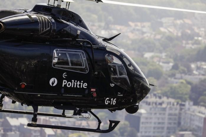 Helikopter helpt dealers vatten