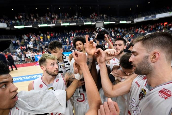 Telenet Giants Antwerp begint vrijdag tegen Oostende jacht op eerste landstitel sinds 2000
