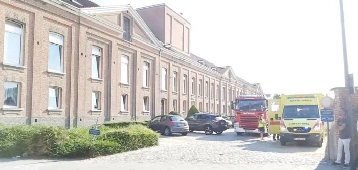 Brand in appartement is door bewoner aangestoken