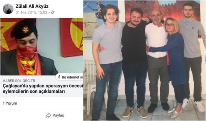 """Turkse man uit Willebroek riskeert celstraf voor delen van artikels op Facebook: """"Mijn vader is geen terrorist"""""""