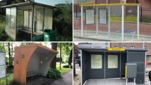Van barakken met golfplaten tot luxewachthuisje: nieuwe bushokjes kosten 6.000 euro per stuk