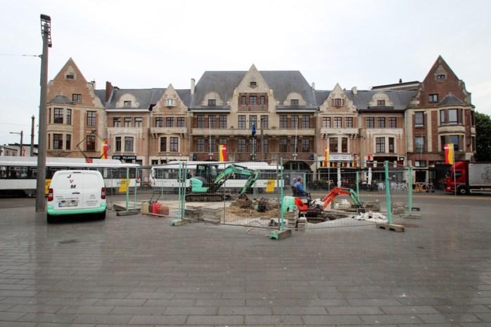 """'Badkamer' van Mortsel is """"eindelijk"""" verdwenen"""