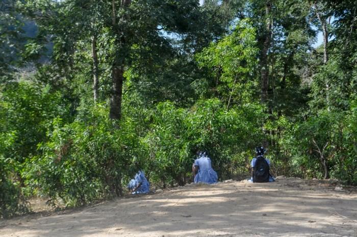 Cunina uit Geel bestrijdt kindercholera in Haïti met bouw 150 hurktoiletten