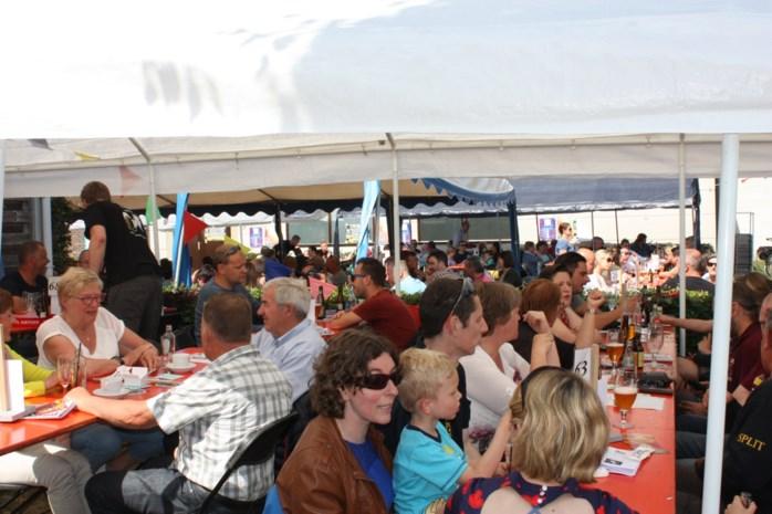 Tafeltennisclub serveert honderd Belgische bieren