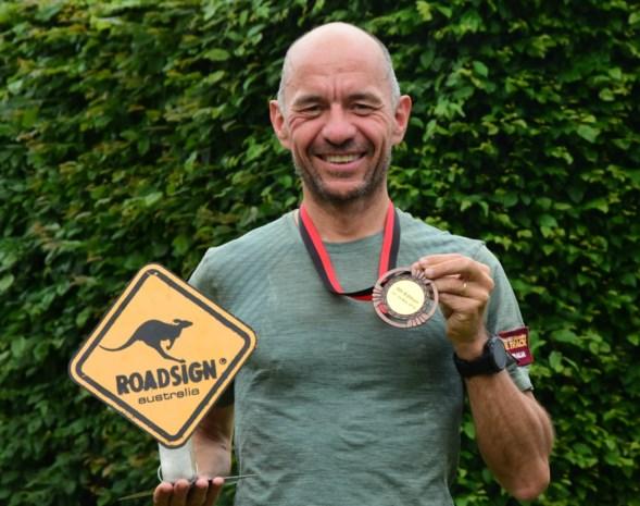 """Ultraloper finisht als derde in Australische The Track: """"Het wordt lastig om een nog zwaardere uitdaging te vinden"""""""