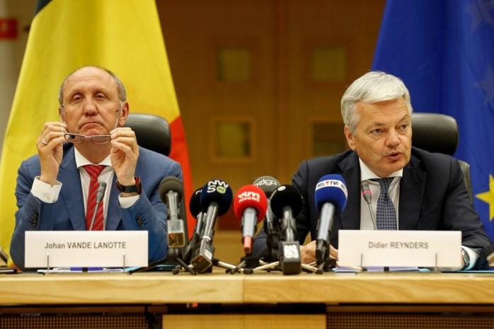 Vlaams Belang en PVDA verontwaardigd dat ze niet uitgenodigd werden door informateurs