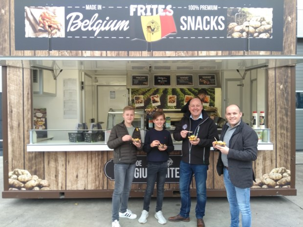 Event Catering Bevers verkoopt nu ook vegetarische snacks