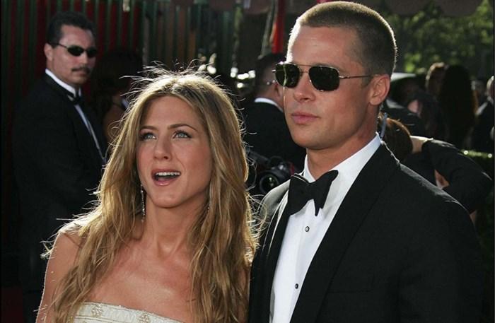 Worden Brad Pitt en Jennifer Aniston weer een koppel? Zijn reactie vertelt genoeg