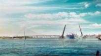 Stad hoopt fiets- en wandelbrug over de Schelde in 2024 in gebruik te kunnen nemen