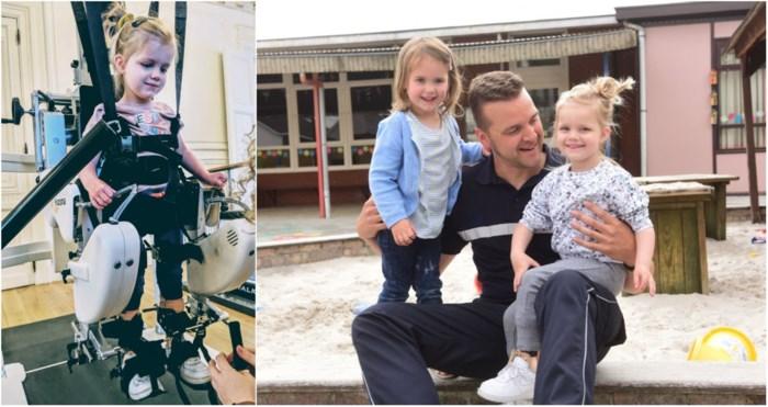 Brandweerman loopt 640 treden met perslucht voor staptherapie van Collette (3)