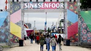 Sinksenfoor volgende jaren ook nog op Spoor Oost: foorkramers tevreden
