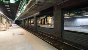 IN BEELD. Premetrostation Opera bijna klaar