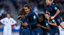 Gastland Frankrijk opent WK vrouwenvoetbal met vlotte winst tegen Zuid-Korea