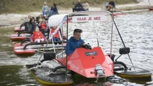 Op reis in de Kempen: vzw Crazy Idee knutselt ongewone vaartuigen in elkaar