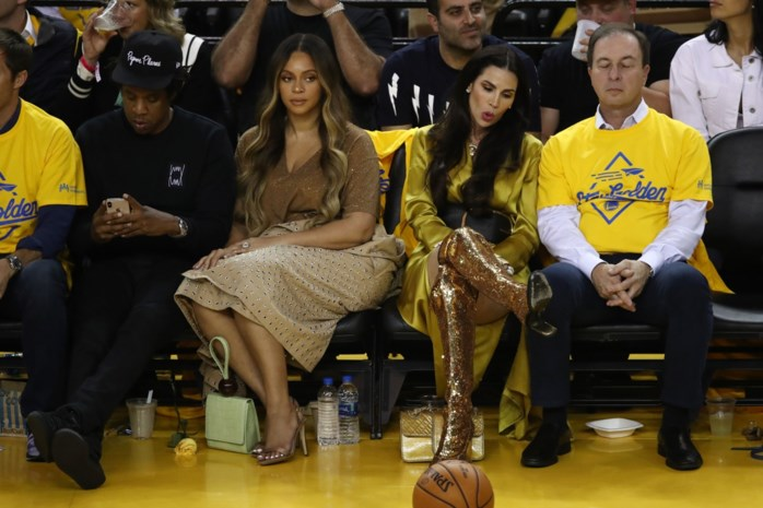 Beyoncé niet opgezet met vrouwelijke aandacht voor Jay-Z
