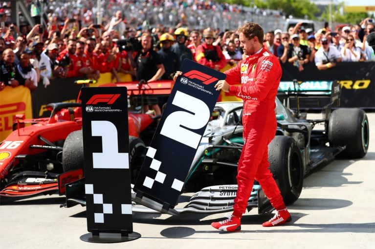 Formule 1 GP van Canada beslist na controversiële straf: Lewis Hamilton wint, woedende Sebastian Vettel zorgt voor ongeziene taferelen