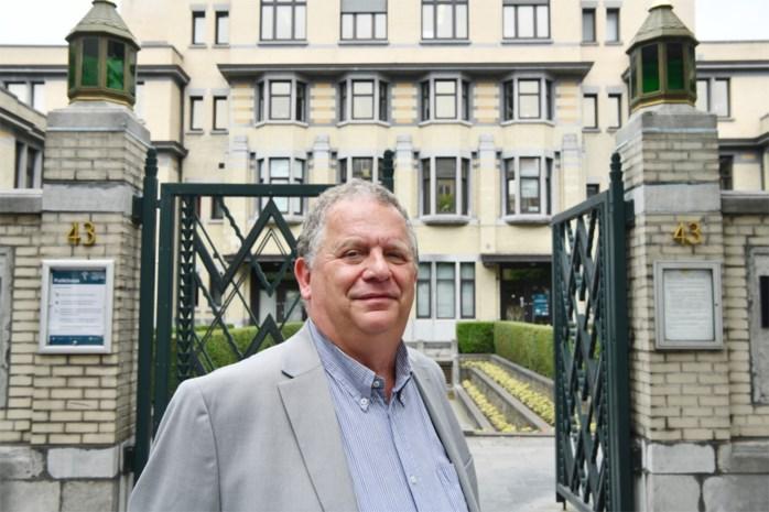 Ebola kan via het vliegtuig naar België komen volgens afscheidnemend directeur Bruno Gryseels (65)
