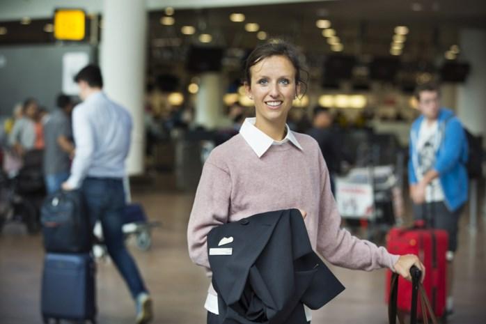 """Van leerkracht naar stewardess: """"Opgelucht dat ik gestopt ben in het onderwijs"""""""
