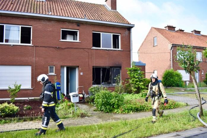 Koppel dat getroffen werd door woningbrand aangehouden voor drugshandel