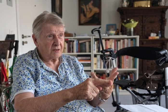 """Kleurrijke liberale barones Antoinette Pecher sterft op 92-jarige leeftijd: """"Tot de laatste snik vocht ze tegen onrechtvaardigheid"""""""