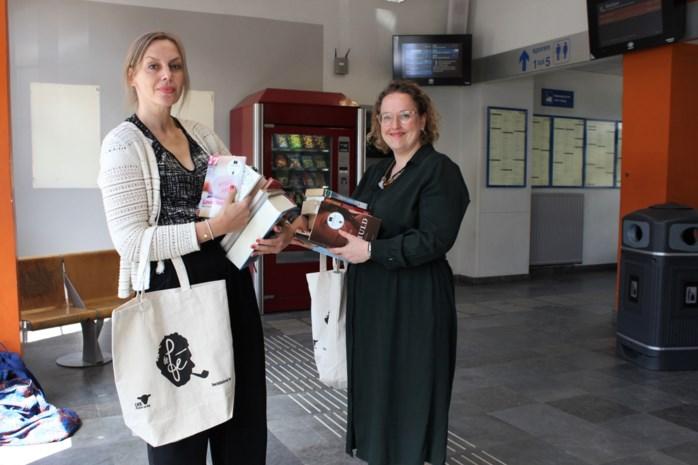 Zwerfbibliotheek biedt op vijf locaties gratis boeken aan