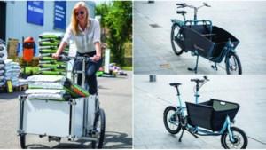 Hoe nuttig zijn cargofietsen? Uw krant test drie exemplaren
