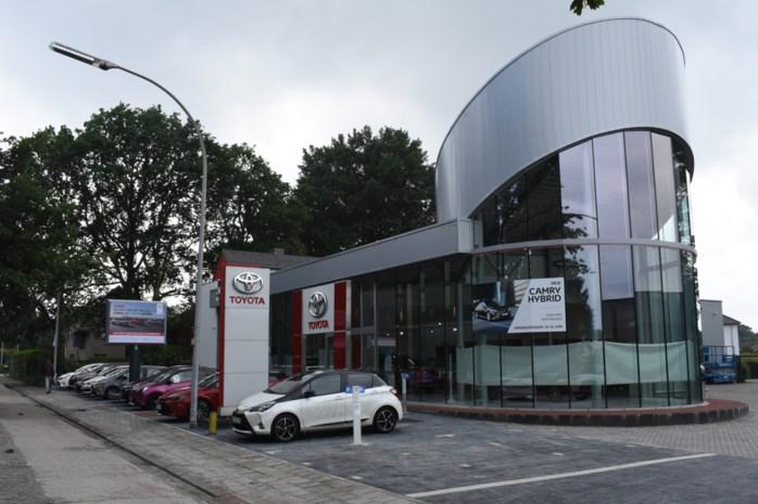 Toyota Cools vernieuwt toonzaal Mols filiaal