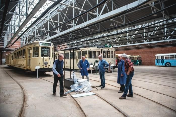 """Tram- en Autobusmuseum opent na 9 jaar opnieuw de deuren: """"Nostalgici kunnen hier hun hartje ophalen"""""""