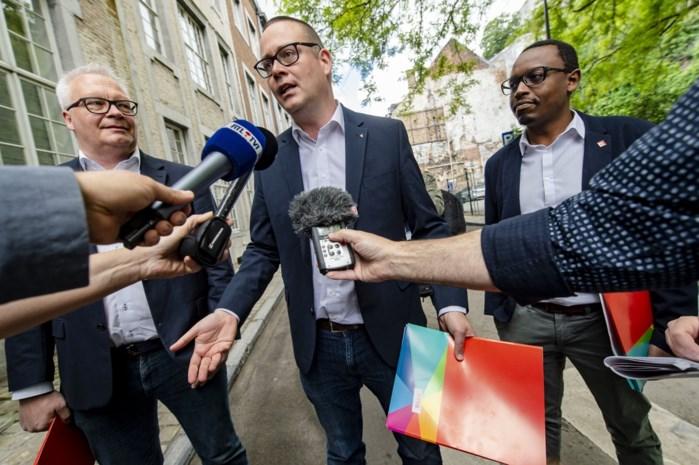 """PVDA wil """"een goeie rode, geen slechte, aangelengde rosé"""" in Wallonië"""