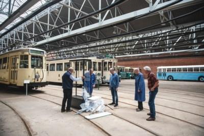 Vlaams Tram- en Autobusmuseum in Berchem na negen jaar terug open