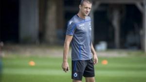 Timmy Simons blijft dan toch bij Club Brugge als jeugdtrainer