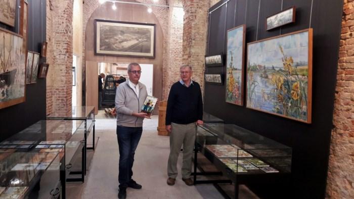 Pozzo-tegels geven museum internationale uitstraling
