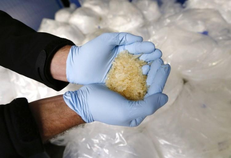 Politie rolt drugslab voor crystal meth op in Wuustwezel, zeven mannen naar de cel