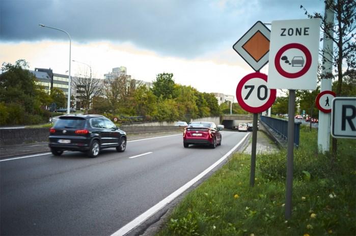 Gps waarschuwt automobilisten voor lage-emissiezone