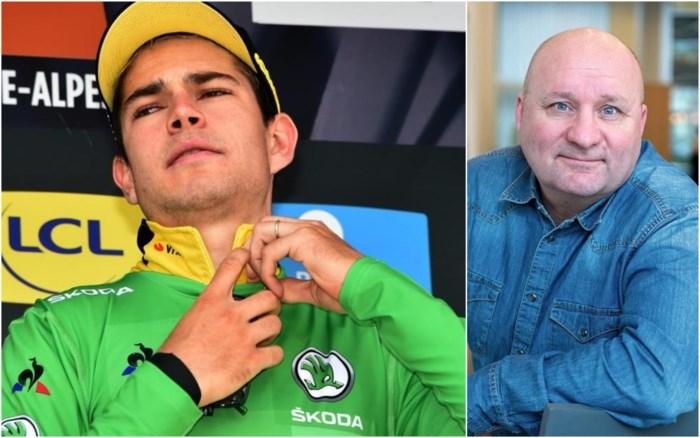 KOPMAN. Deze zege van Wout Van Aert is straffer dan de winst van Mathieu van der Poel in de Amstel Gold Race