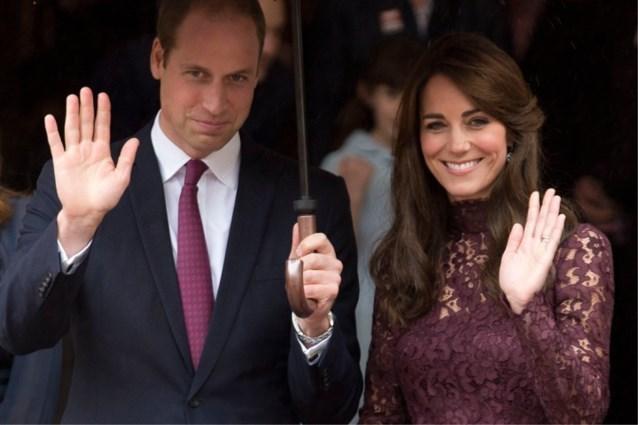 Kate Middleton en prins William betrapt tijdens romantische date