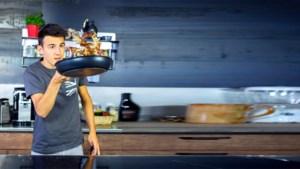 VTM heeft een nieuwe kok: Loïc (25) moet het opnemen tegen Jeroen Meus