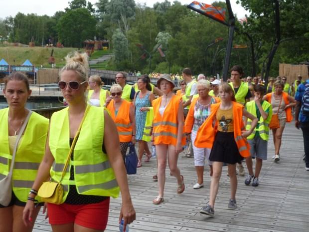 Opbouw Tomorrowland gestart: gratis rondleidingen voor inwoners Boom en Rumst