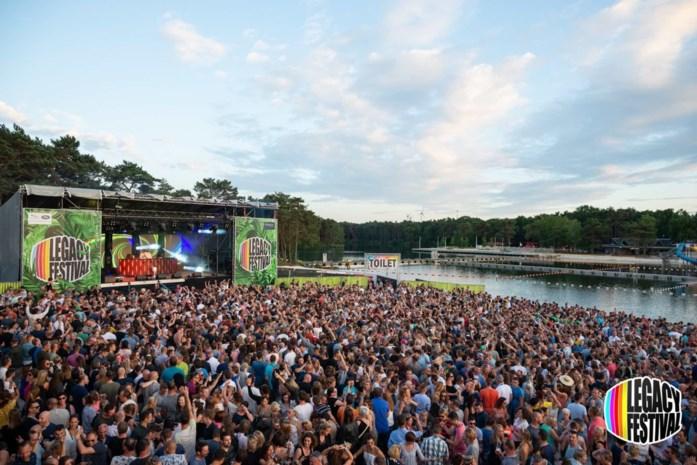 Festivals stevenen af op uitverkochte edities: dansen op Legacy, rocken op Retie Rockt